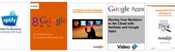 5 libros gratuitos sobre social media, marketing y SEO