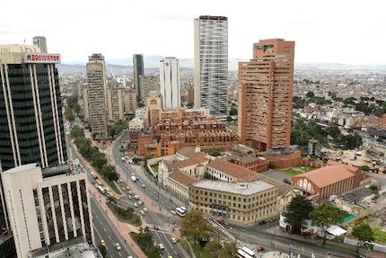 Pagina Web Bogota